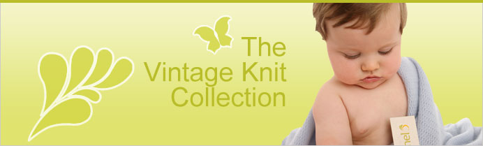 The Vintage Knit Collection